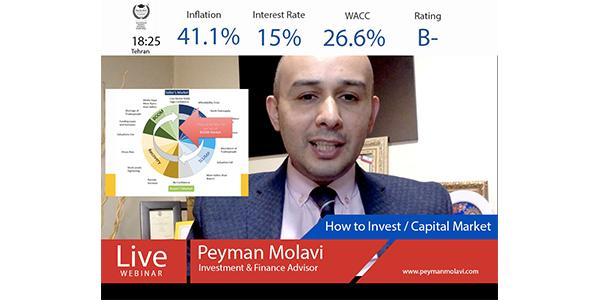 کارگاه آنلاین آموزشی(چگونه در بازار سرمایه سرمایه گذاری کنیم؟ )برگزار شد