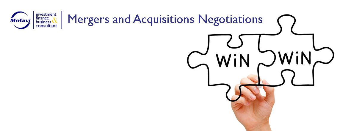 مذاکرات تخصصی ادغام و تملک