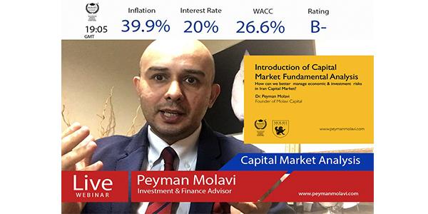 کارگاه آنلاین آموزشی(آشنایی با بازار سرمایه و تحلیل بنیادی سهام )برگزار شد