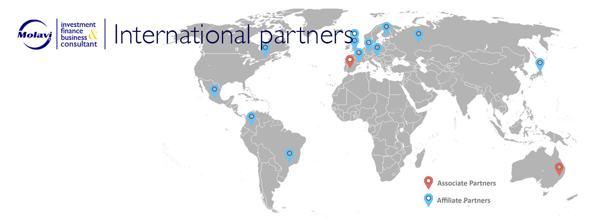 شرکای بین المللی