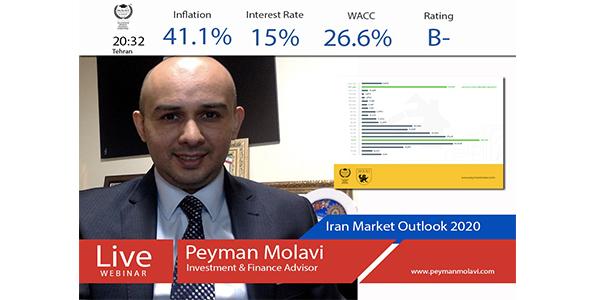کارگاه آنلاین آموزشی(تحلیل بازارهای سرمایه گذاری در سال ۹۹ )برگزار شد