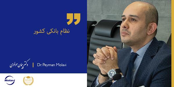 نظام بانکی کشور (گفتگو دکتر پیمان مولوی در برنامه چشم انداز اقتصادی)
